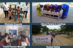 Online Donation by Fans: Day out with Founder- EArtH Foundation- Donate!
