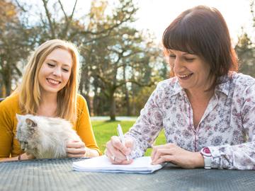 Dienstleistung: Tiercoaching für Katzen