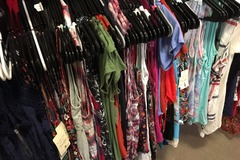 Selling: 100 NWT Women's Brand Name Clothing  MSRP=$4800