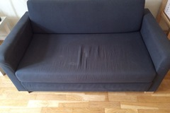 Annetaan: FREE Ikea couch that unfolds into a bed