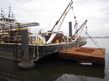 Offering: Marine Metal Fabrication and Repair
