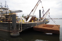 Offering: Marine Metal Fabrication and Repair