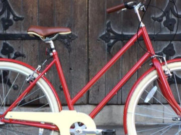 Renting out: Little Red Riding Bikes