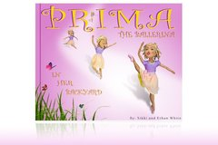 Selling: Prima the Ballerina - Children's Book