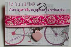 """Vente: Jart'elle Liberty """"Pink Lady"""" - Tailles S, M et L"""