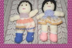 Selling: Peedie dolls - A