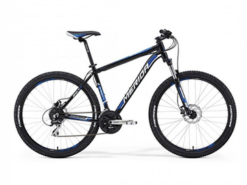 Til leie (firma): Tromsø Outdoor / Hardtail mountain bikes with studded tires