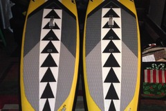 For Rent: Naish  One 12'6 Inflatable  SUP  Board