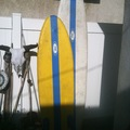 """For Rent: 6'7"""" ULI Inflatable Surfboard Fish"""