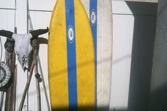 """For Rent: 8'10"""" ULI Inflateable Surfboard"""