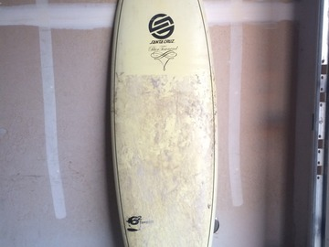 For Rent: 6'2 Santa Cruz