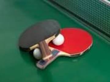 Events - free: Swish Demonstration at Have A Go Day - Blind Table Tennis