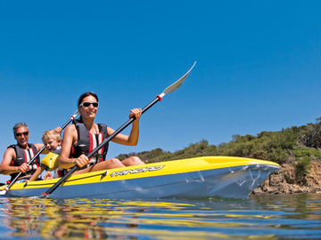 Hourly Rate: Kayaks Rental, Tours and Lessons
