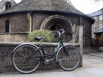 Renting out: Great bike to get around Cambridge