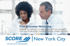Resource Partner: SCORE NYC