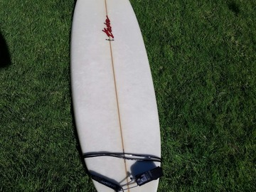 "For Rent: 7'8"" Becker LC3"