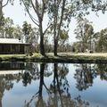 Accommodation: Grampians Log Cabin