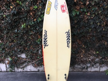 "For Rent: 6'2"" Thruster"