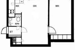 Annetaan vuokralle: Renting Out: Apartment in Kallio