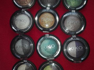 Venta: Pack 11 Sombras minerales KIKO