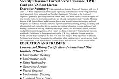 Offering: Engine repair/service