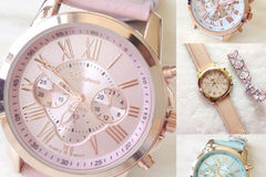 Sell: 40 New Women's Roman Numeral Watches by Geneva