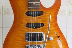 Guitar selling: Ibanez SA160FM-BBT - Ibanez Electric Guitar