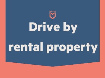 Service: Drive by Rental Property