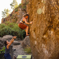 Service/Event: Coaching in Climbing (up to 7c), Bouldering