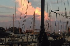 Offering: Sunset Sail from Oriental, NC