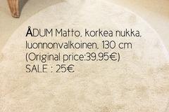 Myydään: Carpet