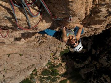 Service/Event: Mendoza Argentina Rock Climbing