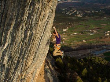 Service/Event: KLEMEN BECAN Climbing Camp, OVERHANG TECHNIQUE