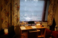Renting out: Subletting a furnished room in shared apartment
