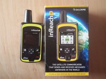 Renting out (by week): InReach satelliittipaikannin