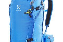 Vuokrataan: Lumiturvallisuussetti + ABS-reppu