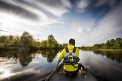 Vuokrataan: Kanootti joelle, koskeen, järvelle