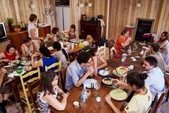 Location par jour: Location de salle avec cuisine équipée