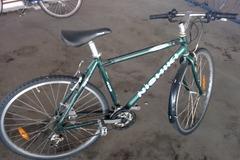 Myydään: An 18  gear  mountain bike