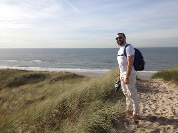 Offering: Gay Amsterdam, North Sea Beaches and Dunes with Mario
