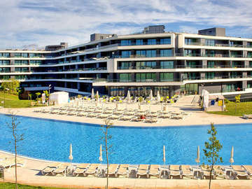 Suggestion:  All inclusive @ Alvor Baía Resort Hotel (c/ tudo incluído)