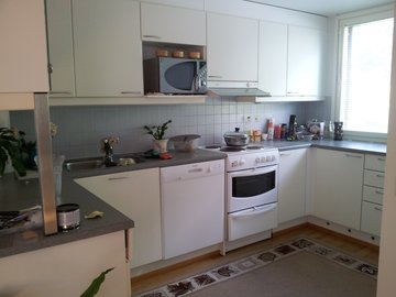 Renting out: A furnitured single room Espoo availabl from 30th of April