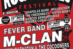 Eventos: Festival Rock´n Blues 2017 - 20/05/2017