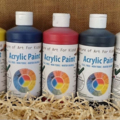 Donation: Acrylic Paints for Infant/Toddler Center