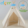 Donation: Teepee Tent for Infant/Toddler Center