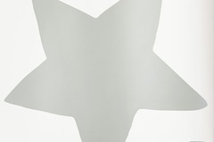 Donation: Silver Star Wallpaper for Infant/Toddler Center