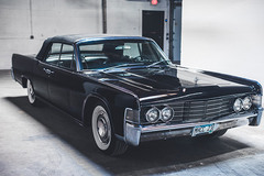 Renting out per day: 1965 Lincoln Continental