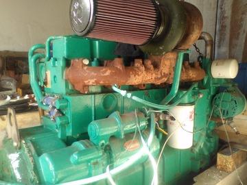 Offering: Engine Service - New Orleans, LA
