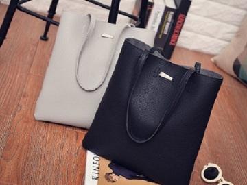 Buy Now: (40) Elegant Stylish Women Casual Fashion Handbag Purse Tote