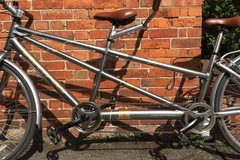 Renting out: Tandem Bike in Oxford